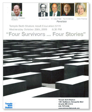 Four Survivors Four Stories